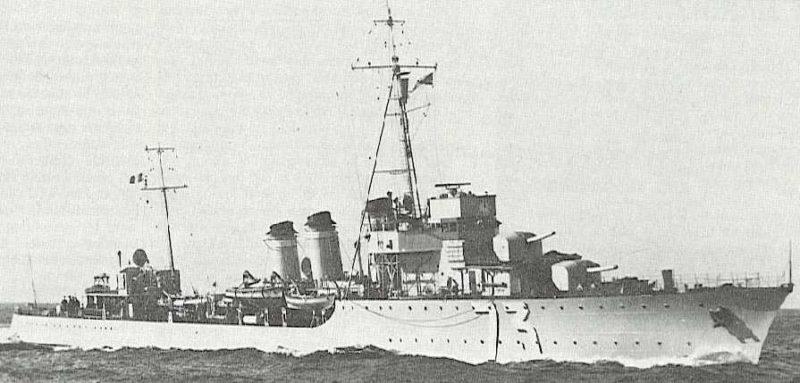 Корабельное орудие 130 mm/40 Modèle 1924