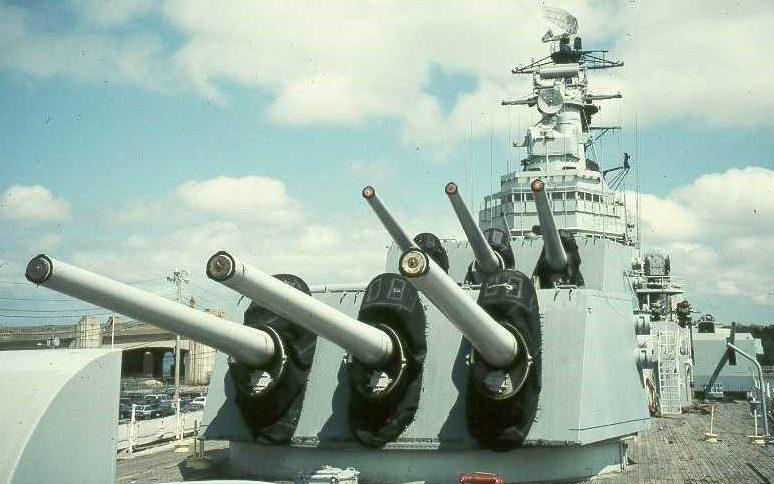 """Корабельное орудие 8""""/55"""