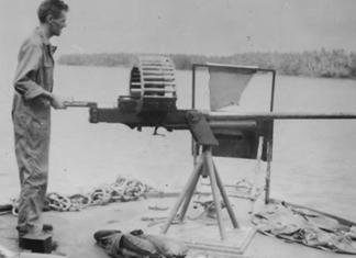 Корабельное орудие 37-mm/56 M4