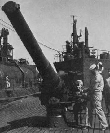 Корабельное орудие 14-cm/40 11th Year Type