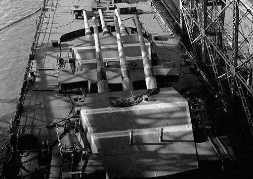 """Корабельное орудие 12""""/50 Mk-8"""