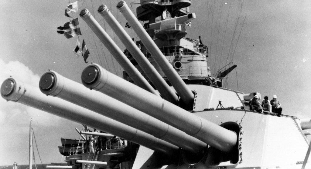 """Корабельное орудие 14""""/45"""