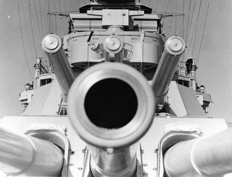 """Корабельное орудие 14""""/50"""