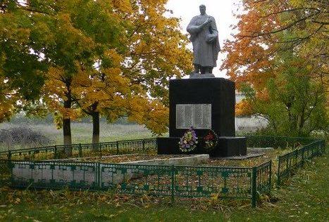 с. Волобуевка Балаклейского р-на