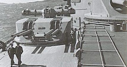 Корабельное орудие 130-mm/45 Modèle 1932