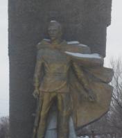с. Болдыревка Завитинского р-на. Памятник погибшим землякам окрестных сел