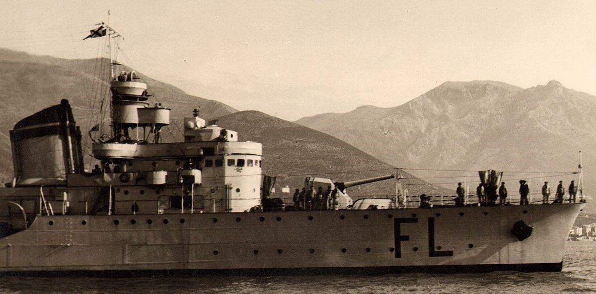 Корабельное орудие 120-mm/50 Ansaldo Mod. 1926.