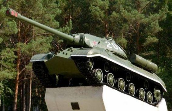 г. Благовещенск. Танк ИС-3