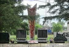с. Белоярово Мазановского р-на. Памятник погибшим односельчанам