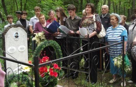 п. Новокиевский Увал Мазановского р-на. Могила летчикам, погибшим 1943 году