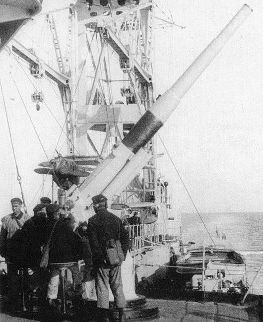 корабельное орудие Б-2