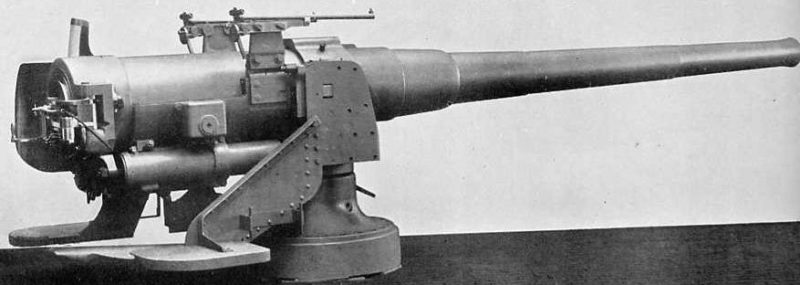 Корабельное орудие 15.5-cm/60 3rd Year Type