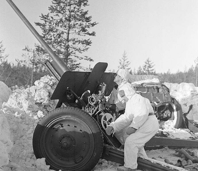 76-мм полевая пушка Ф-22 обр. 1936 г.