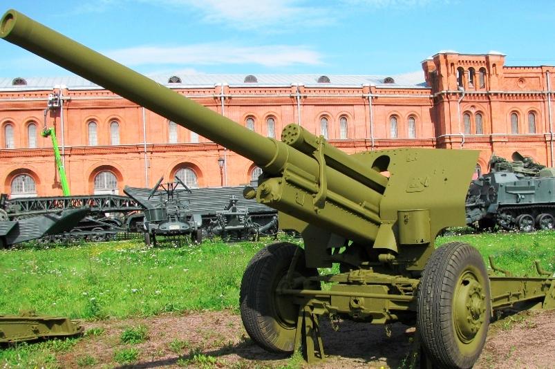 107-мм дивизионная пушка М-60 обр. 1940 г.