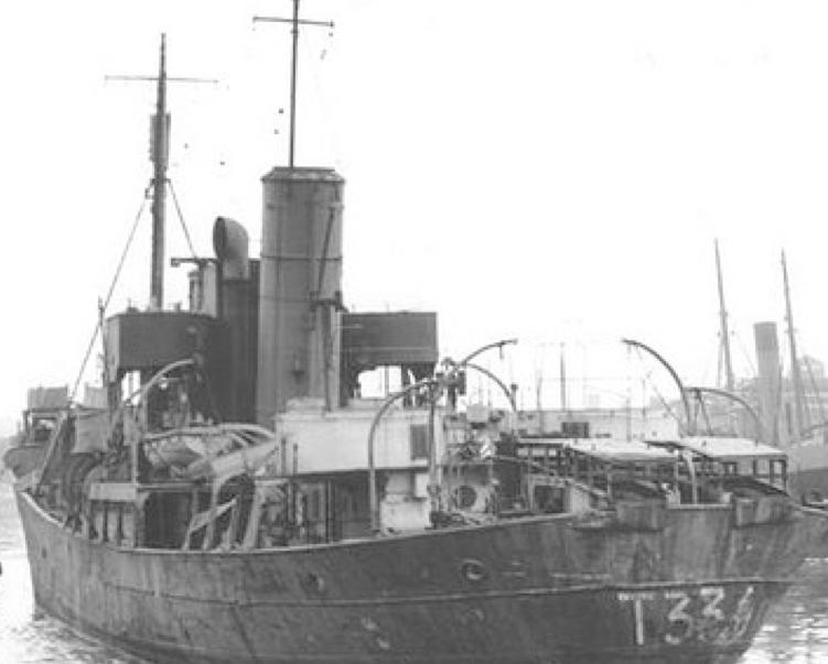 Сторожевой корабль «Sapper»