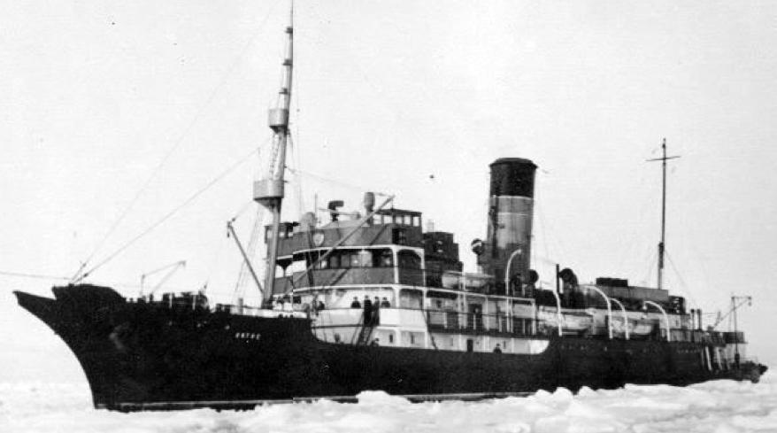 Сторожевой корабль «Литке» (СКР-18)