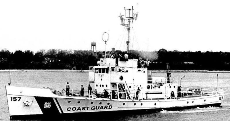 Корабль береговой охраны WPC-157 «Cayahoga»