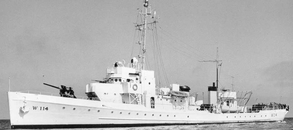 Корабль береговой охраны WPC-114 «Perseus»
