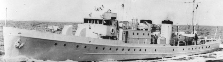 Корабль береговой охраны WPC-115 «Thetis»