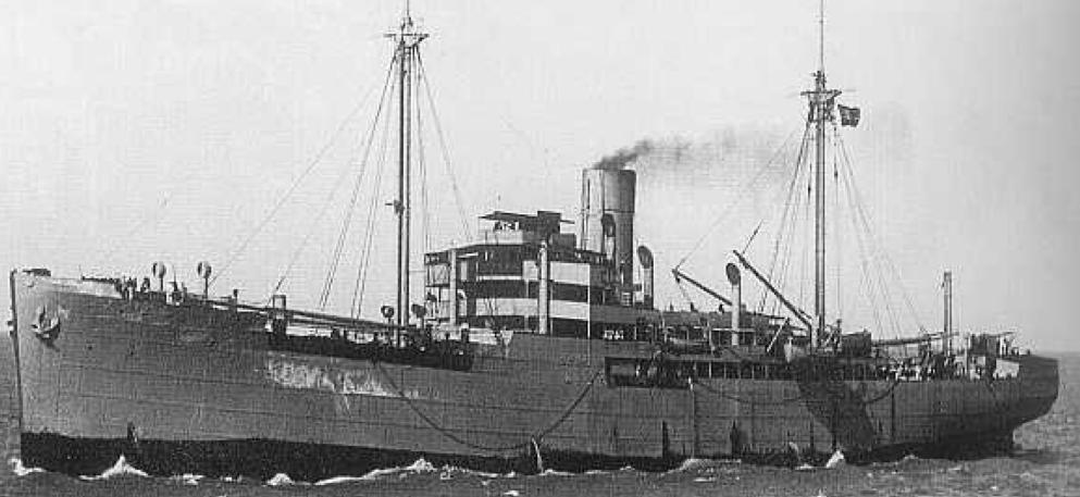 Вспомогательный крейсер «Widder» (HSK-3)