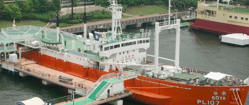 Ледокол «Sōya»