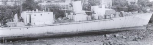 Канонерская лодка SGB6 «Grey Shark»