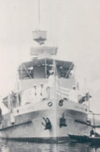 Канонерская лодка «Santa Marta»