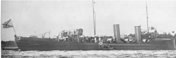 Канонерская лодка «Конструктор»