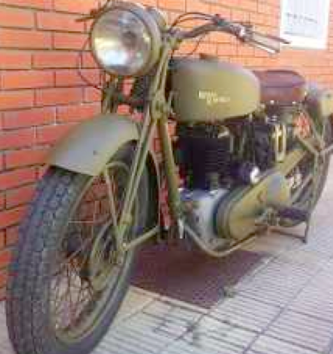 Мотоцикл Royal Enfield WD/L 570