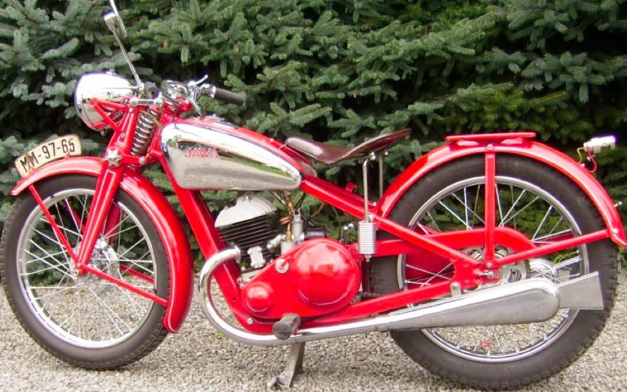 Мотоцикл Jawa-250 Special