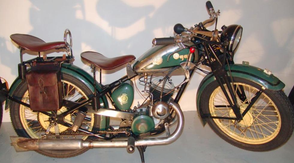 Мотоцикл Ogar Standard
