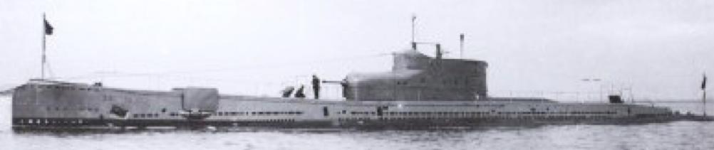 Подводная лодка «Espadarte»