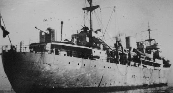 Вспомогательный крейсер «Quercy» (Х-20)