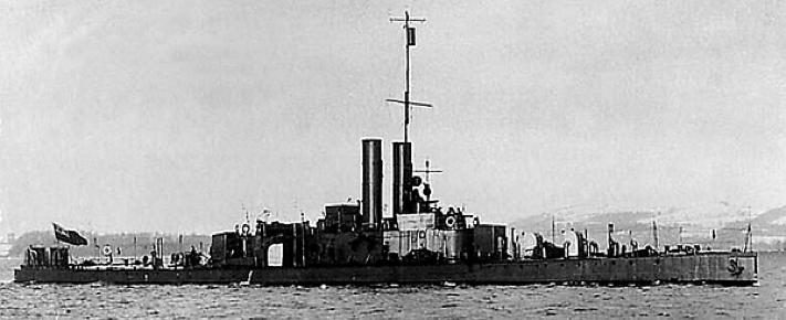 Канонерская лодка «Cockchafer»
