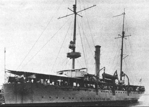 Канонерская лодка «Asheville» (PG-21)