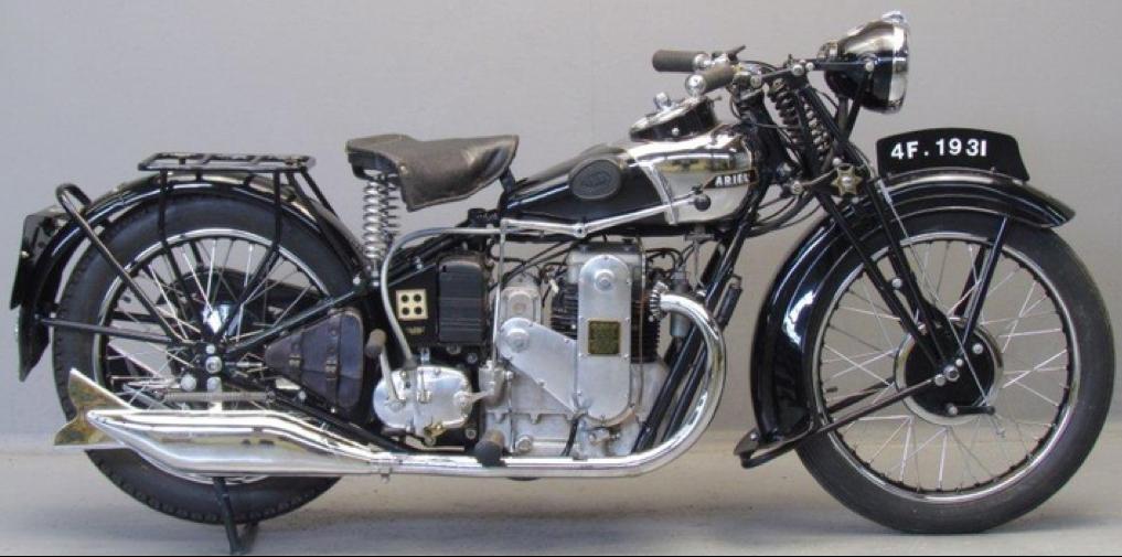 Мотоцикл Ariel Square Four 500