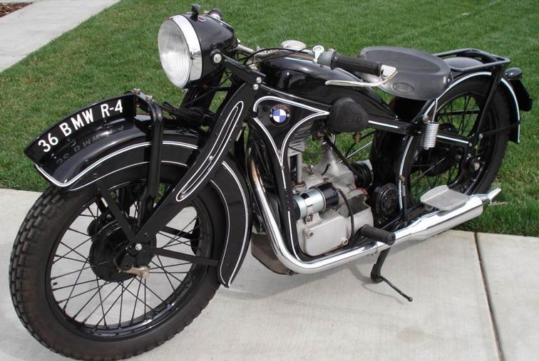 Мотоцикл BMW R-35