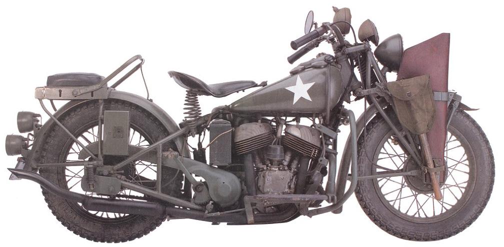Мотоцикл Indian-640B