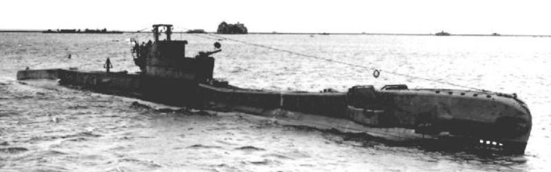 Подводная лодка «Taku»