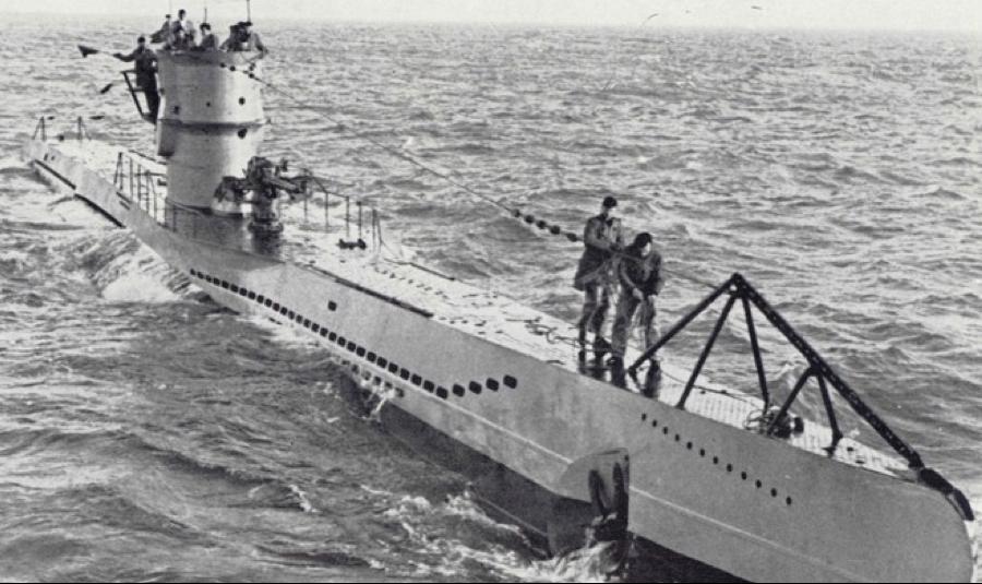 Подводная лодка «U-101»