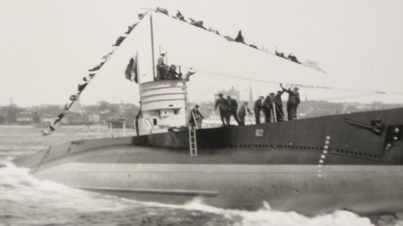 Подводная лодка «R-2»