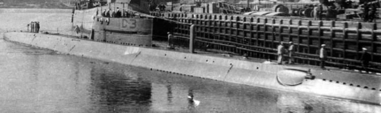 Подводная лодка «Д-3» (Красногвардеец)