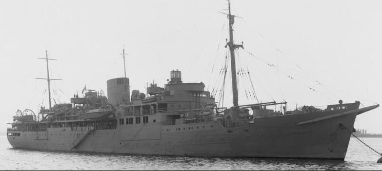 Вспомогательный крейсер «Bulolo»