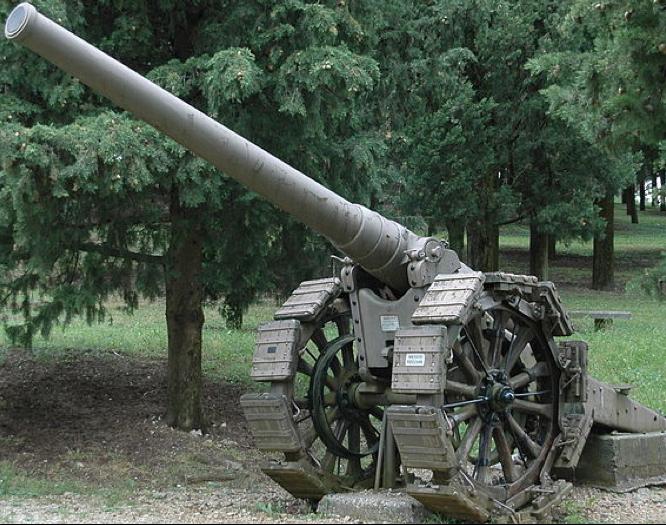 Полевая пушка  Cannone da 149/35