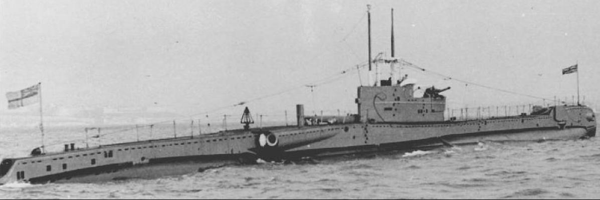Подводная лодка «Trenchant»