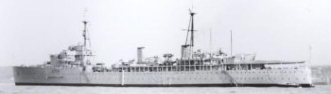 Плавбаза эсминцев «Tyne» (F-24)