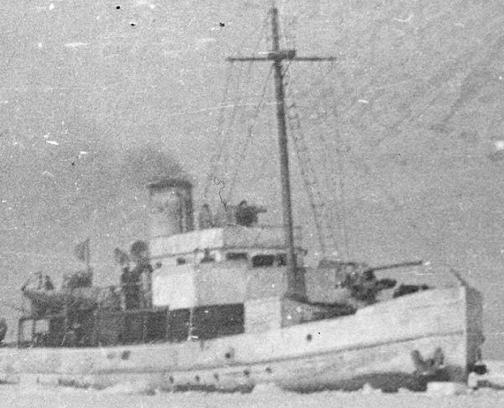 Канонерская лодка «Шексна» (Aallokas)