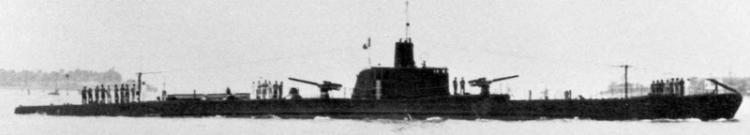 Подводная лодка «Francesco Morosini»