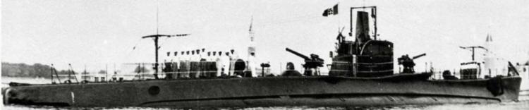 Подводная лодка «Giacomo Nani»