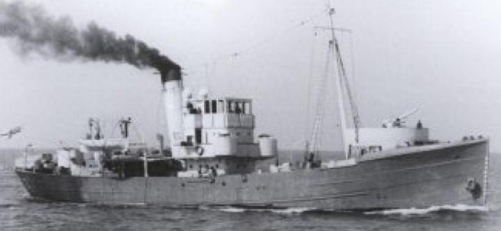 Сторожевой корабль «Beryl»